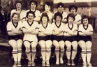 Bobbins and Threads - Neilston Mill Ladies Football Team